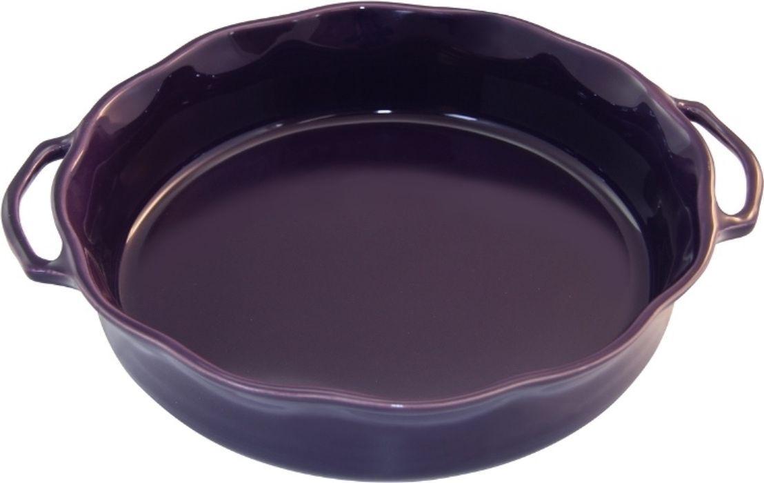 Форма для выпечки Appolia Delices, с высоким краем, цвет: баклажановый, 3 л113034026Благодаря большому разнообразию изящных форм и широкой цветовой гамме, коллекция DELICES предлагает всевозможные варианты приготовления блюд для себя и гостей. Выбирайте цвета в соответствии с вашими желаниями и вашей кухне. Закругленные углы облегчают чистку. Легко использовать. Большие удобные ручки. Прочная жароустойчивая керамика экологична и изготавливается из высококачественной глины. Прочная глазурь устойчива к растрескиванию и сколам, не содержит свинца и кадмия. Глина обеспечивает медленный и равномерный нагрев, деликатное приготовление с сохранением всех питательных веществ и витаминов, а та же долго сохраняет тепло, что удобно при сервировке горячих блюд.