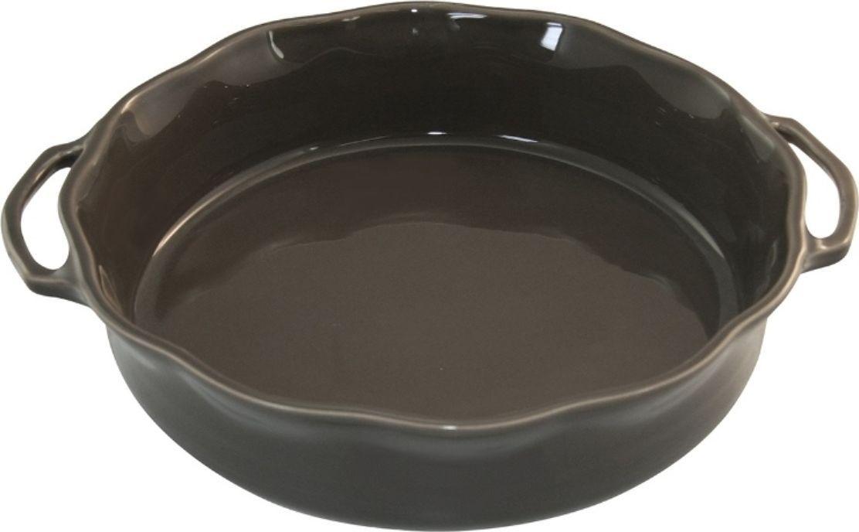 Форма для выпечки Appolia Delices, с высоким краем, цвет: темно-серый, 3 л113034044Благодаря большому разнообразию изящных форм и широкой цветовой гамме, коллекция DELICES предлагает всевозможные варианты приготовления блюд для себя и гостей. Выбирайте цвета в соответствии с вашими желаниями и вашей кухне. Закругленные углы облегчают чистку. Легко использовать. Большие удобные ручки. Прочная жароустойчивая керамика экологична и изготавливается из высококачественной глины. Прочная глазурь устойчива к растрескиванию и сколам, не содержит свинца и кадмия. Глина обеспечивает медленный и равномерный нагрев, деликатное приготовление с сохранением всех питательных веществ и витаминов, а та же долго сохраняет тепло, что удобно при сервировке горячих блюд.
