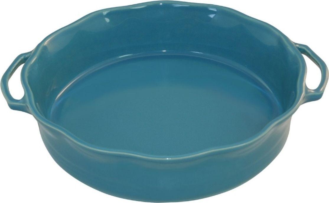 Форма для выпечки Appolia Delices, с высоким краем, цвет: голубой, 3 л113034071Благодаря большому разнообразию изящных форм и широкой цветовой гамме, коллекция DELICES предлагает всевозможные варианты приготовления блюд для себя и гостей. Выбирайте цвета в соответствии с вашими желаниями и вашей кухне. Закругленные углы облегчают чистку. Легко использовать. Большие удобные ручки. Прочная жароустойчивая керамика экологична и изготавливается из высококачественной глины. Прочная глазурь устойчива к растрескиванию и сколам, не содержит свинца и кадмия. Глина обеспечивает медленный и равномерный нагрев, деликатное приготовление с сохранением всех питательных веществ и витаминов, а та же долго сохраняет тепло, что удобно при сервировке горячих блюд.