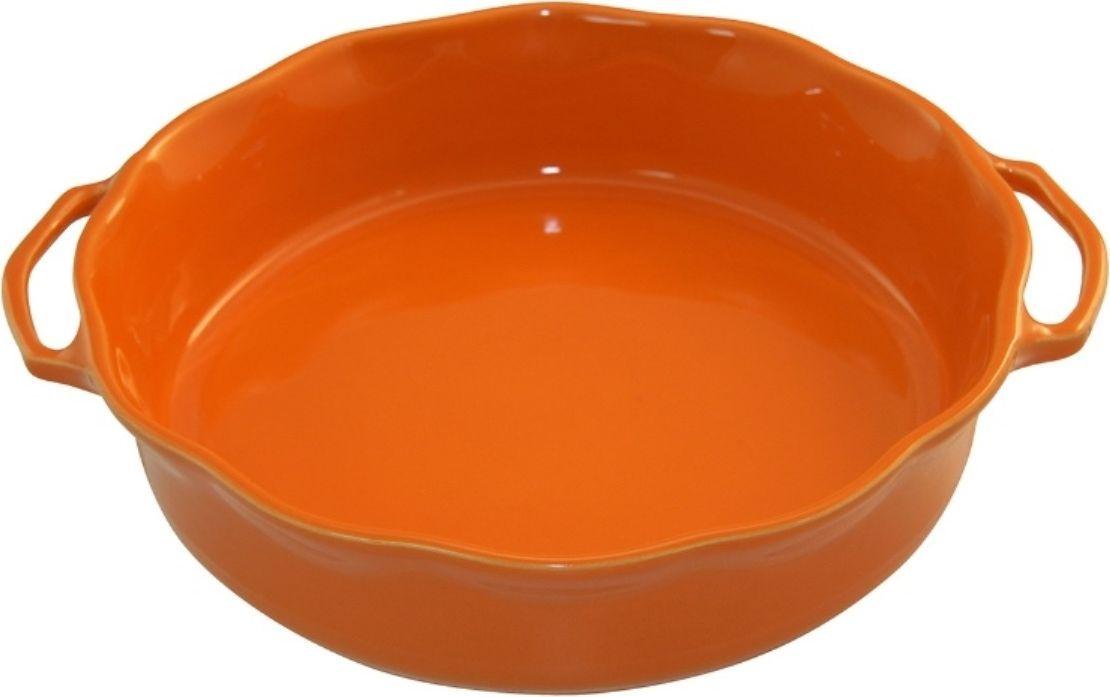 Форма для выпечки Appolia Delices, с высоким краем, цвет: мандариновый, 3 л113034073Благодаря большому разнообразию изящных форм и широкой цветовой гамме, коллекция DELICES предлагает всевозможные варианты приготовления блюд для себя и гостей. Выбирайте цвета в соответствии с вашими желаниями и вашей кухне. Закругленные углы облегчают чистку. Легко использовать. Большие удобные ручки. Прочная жароустойчивая керамика экологична и изготавливается из высококачественной глины. Прочная глазурь устойчива к растрескиванию и сколам, не содержит свинца и кадмия. Глина обеспечивает медленный и равномерный нагрев, деликатное приготовление с сохранением всех питательных веществ и витаминов, а та же долго сохраняет тепло, что удобно при сервировке горячих блюд.