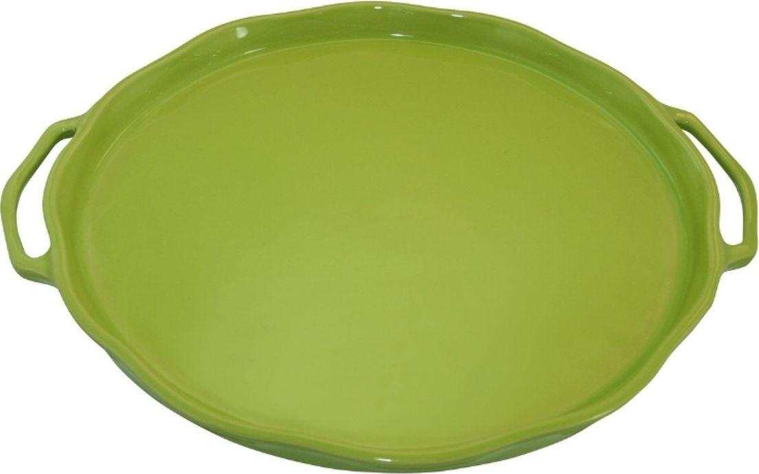 Форма для выпечки Appolia Delices, цвет: лаймовый, 2,3 л113044027Благодаря большому разнообразию изящных форм и широкой цветовой гамме, коллекция DELICES предлагает всевозможные варианты приготовления блюд для себя и гостей. Выбирайте цвета в соответствии с вашими желаниями и вашей кухне. Закругленные углы облегчают чистку. Легко использовать. Большие удобные ручки. Прочная жароустойчивая керамика экологична и изготавливается из высококачественной глины. Прочная глазурь устойчива к растрескиванию и сколам, не содержит свинца и кадмия. Глина обеспечивает медленный и равномерный нагрев, деликатное приготовление с сохранением всех питательных веществ и витаминов, а та же долго сохраняет тепло, что удобно при сервировке горячих блюд.