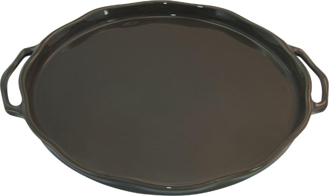 Форма для выпечки Appolia Delices, цвет: темно-серый, 2,3 л113044044Благодаря большому разнообразию изящных форм и широкой цветовой гамме, коллекция DELICES предлагает всевозможные варианты приготовления блюд для себя и гостей. Выбирайте цвета в соответствии с вашими желаниями и вашей кухне. Закругленные углы облегчают чистку. Легко использовать. Большие удобные ручки. Прочная жароустойчивая керамика экологична и изготавливается из высококачественной глины. Прочная глазурь устойчива к растрескиванию и сколам, не содержит свинца и кадмия. Глина обеспечивает медленный и равномерный нагрев, деликатное приготовление с сохранением всех питательных веществ и витаминов, а та же долго сохраняет тепло, что удобно при сервировке горячих блюд.