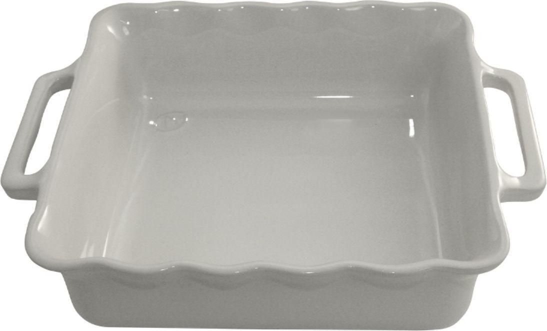 Форма для выпечки Appolia Delices, квадратная, цвет: серый, 1,65 л140024578Благодаря большому разнообразию изящных форм и широкой цветовой гамме, коллекция DELICES предлагает всевозможные варианты приготовления блюд для себя и гостей. Выбирайте цвета в соответствии с вашими желаниями и вашей кухне. Закругленные углы облегчают чистку. Легко использовать. Большие удобные ручки. Прочная жароустойчивая керамика экологична и изготавливается из высококачественной глины. Прочная глазурь устойчива к растрескиванию и сколам, не содержит свинца и кадмия. Глина обеспечивает медленный и равномерный нагрев, деликатное приготовление с сохранением всех питательных веществ и витаминов, а та же долго сохраняет тепло, что удобно при сервировке горячих блюд.
