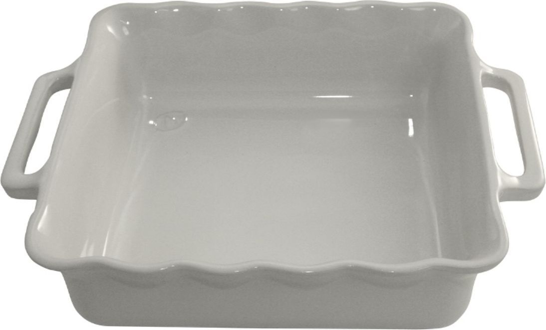 Форма для выпечки Appolia Delices, квадратная, цвет: серый, 2,2 л140027578Благодаря большому разнообразию изящных форм и широкой цветовой гамме, коллекция DELICES предлагает всевозможные варианты приготовления блюд для себя и гостей. Выбирайте цвета в соответствии с вашими желаниями и вашей кухне. Закругленные углы облегчают чистку. Легко использовать. Большие удобные ручки. Прочная жароустойчивая керамика экологична и изготавливается из высококачественной глины. Прочная глазурь устойчива к растрескиванию и сколам, не содержит свинца и кадмия. Глина обеспечивает медленный и равномерный нагрев, деликатное приготовление с сохранением всех питательных веществ и витаминов, а та же долго сохраняет тепло, что удобно при сервировке горячих блюд.