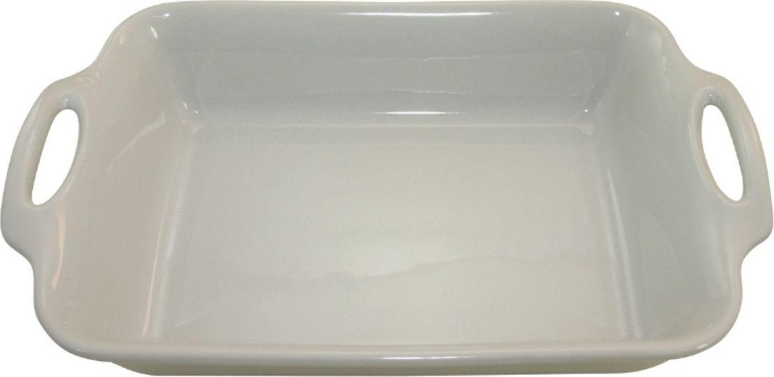 Форма для выпечки Appolia Harmonie, квадратная, цвет: жемчужно-серый, 4,6 л223141004Одна из новейших коллекций Harmonie выполнена в современном стиле. 7 модных цветов. Выполненная из Eco-пасты Ceram , как и другие коллекции, он предлагает много возможностей. В ней можно запекать разнообразные блюда, а так же использовать при сервировке, подавая готовый кулинарный шедевр сразу на обеденный стол. Закругленные углы облегчают чистку. Легко использовать. Большие удобные ручки. Прочная жароустойчивая керамика экологична и изготавливается из высококачественной глины. Прочная глазурь устойчива к растрескиванию и сколам, не содержит свинца и кадмия. Глина обеспечивает медленный и равномерный нагрев, деликатное приготовление с сохранением всех питательных веществ и витаминов, а та же долго сохраняет тепло, что удобно при сервировке горячих блюд.