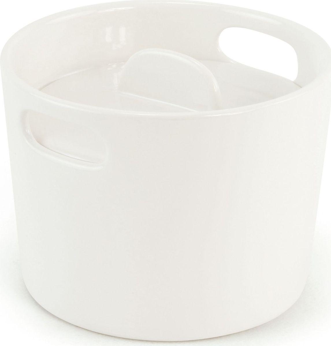 Набор кокотниц Cookut Eve, с крышками, цвет: белый, диаметр 11 см, 3 штEVE11BL3Набор кокотниц с крышками, выполненные из керамики, идеально подходят для приготовления жульенов, порционных блюд в духовом шкафу. Подходят для использования в духовом шкафу и микроволновой печи. Можно мыть в посудомоечной машине. В комплекте 3 штуки.