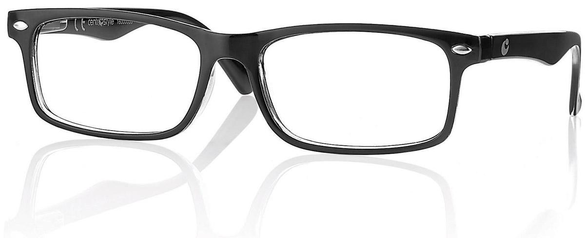 CentroStyle Очки для чтения +1.50, цвет: черный очки корригирующие grand очки готовые 2 0 g1178 c4