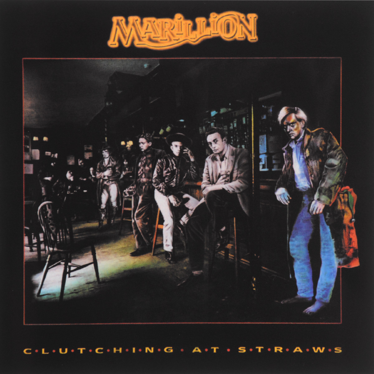 Marillion Marillion. Clutching At Straws marillion marillion anoraknophobia 2 lp