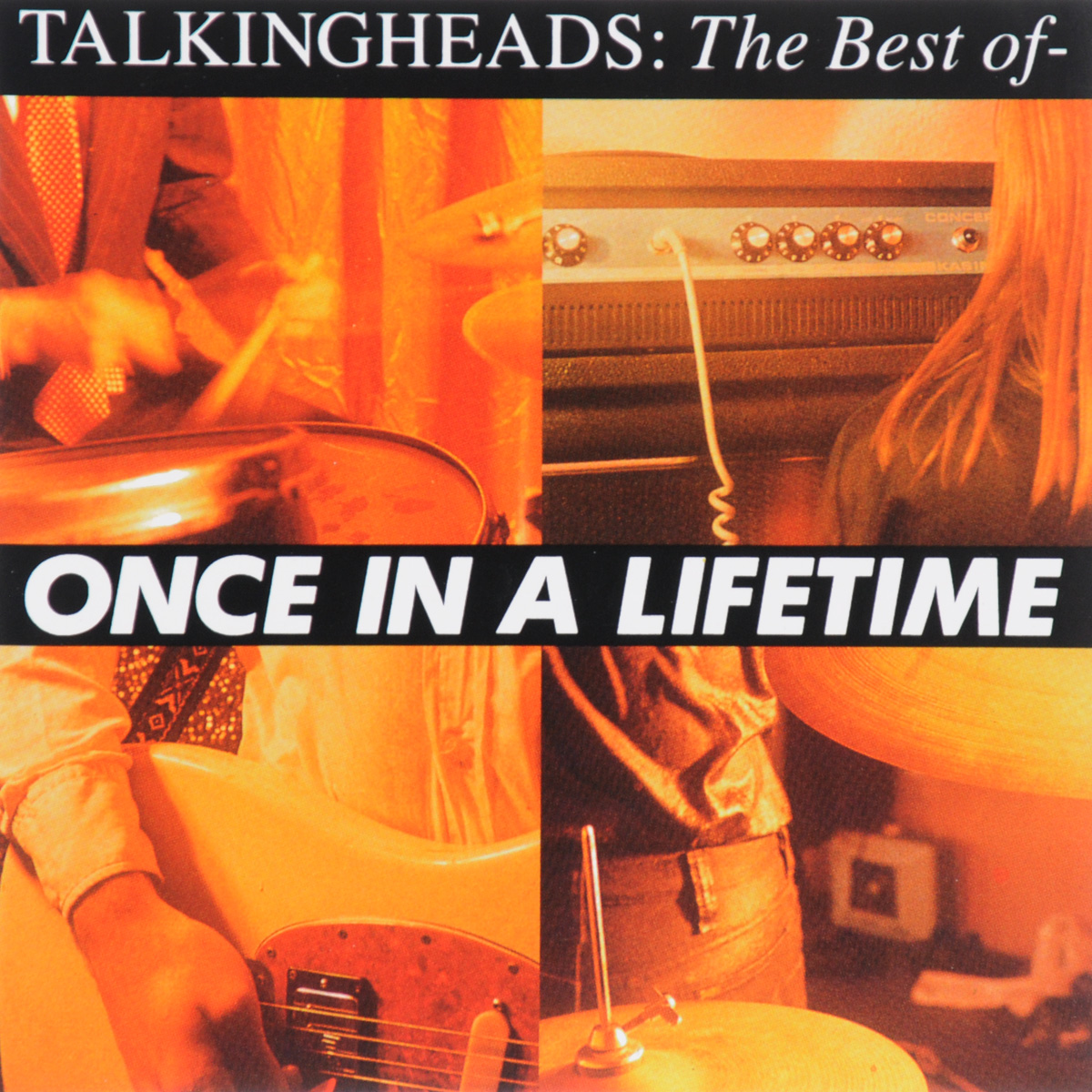 Talkingheads. The Best Of - Once In A Lifetime