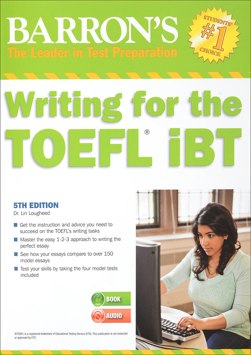 Writing for the TOEFL iBT (+ CD)
