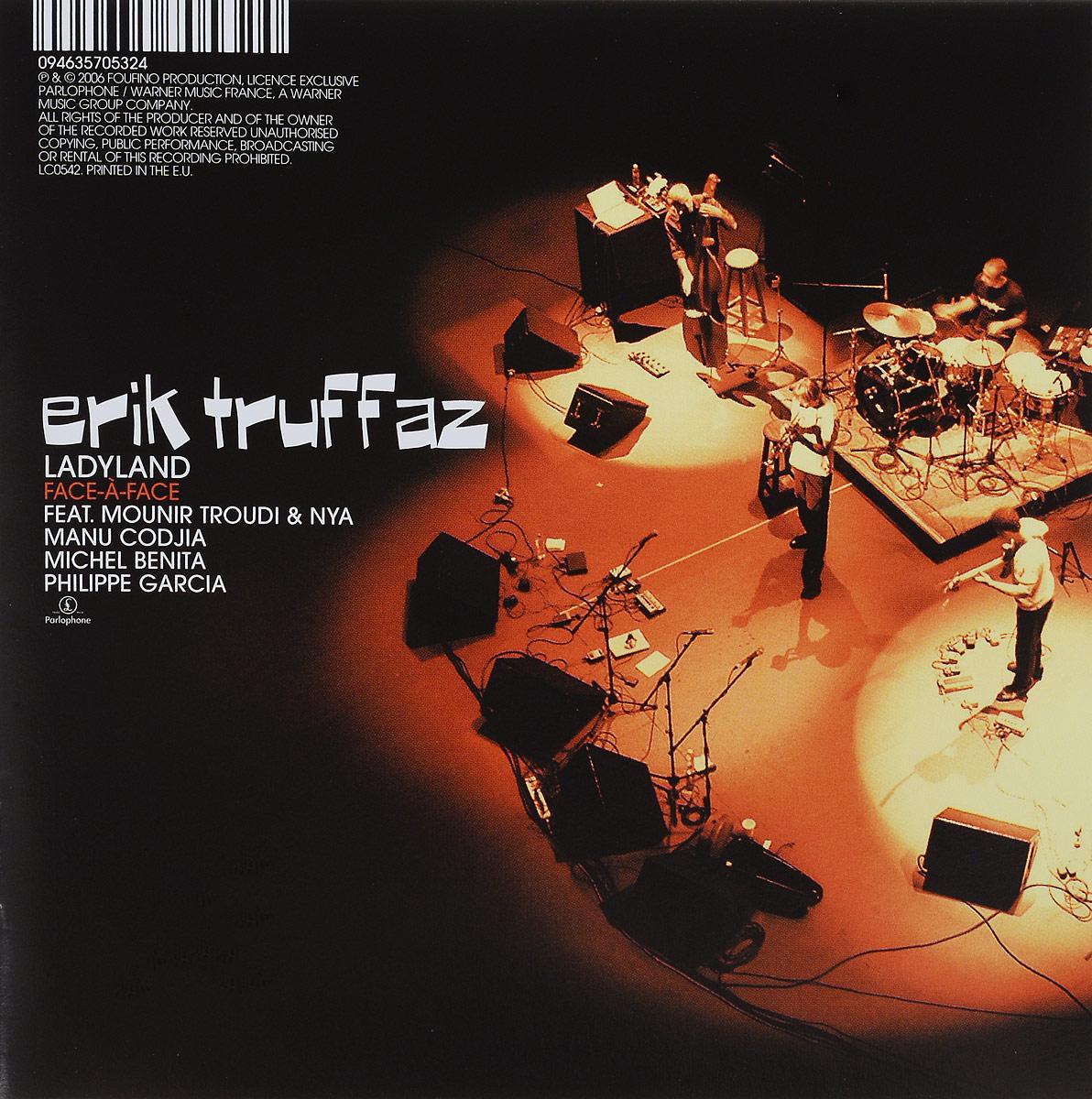 Erik Truffaz. Face-a-Face (2 CD)