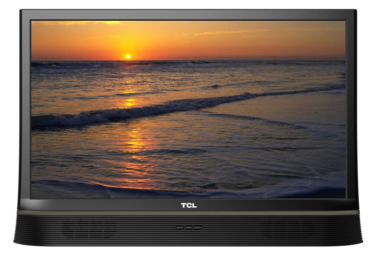 TCL LED24D2900S, Black телевизорLED24D2900SТелевизор TCL LED24D2900S успешно совмещает в себе все функции, присущие полноценному развлекательному медиацентру. Сочетание превосходного изображения и современных технологий предоставит вам возможность насладиться невероятно четким и ярким изображением. Источником сигнала для качественной реалистичной картинки служат не только цифровые эфирные и кабельные каналы, но и любые записи с внешних носителей, благодаря универсальному встроенному USB медиаплееру. Телевизор поддерживает все популярные форматы.Устройство имеет ряд умных функций. Например, таких как телетекст, таймер сна, родительский контроль.Звук Dolby Digital сделает обладателя ТВ участником событий вместе с киногероями. Стереофонический, мощный, обогащенный басами звук никого не оставит равнодушным.Стильный корпус легко впишется в любой интерьер, а специальная возможность крепления телевизора на стену позволит разместить устройство с максимальным удобством.
