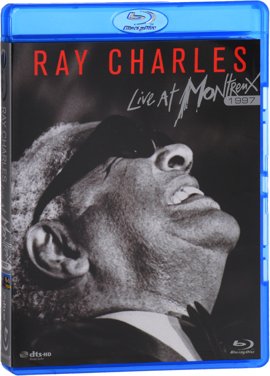 Ray Charles: Live At Montreux 1997 (Blu-ray) поло print bar i made in 1997