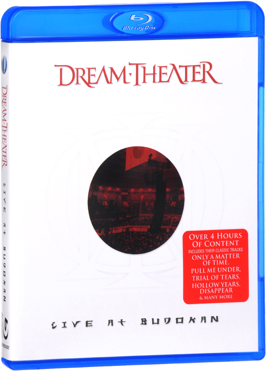 Dream Theater: Live At Budokan (Blu-ray) europe live at shepherd s bush london blu ray