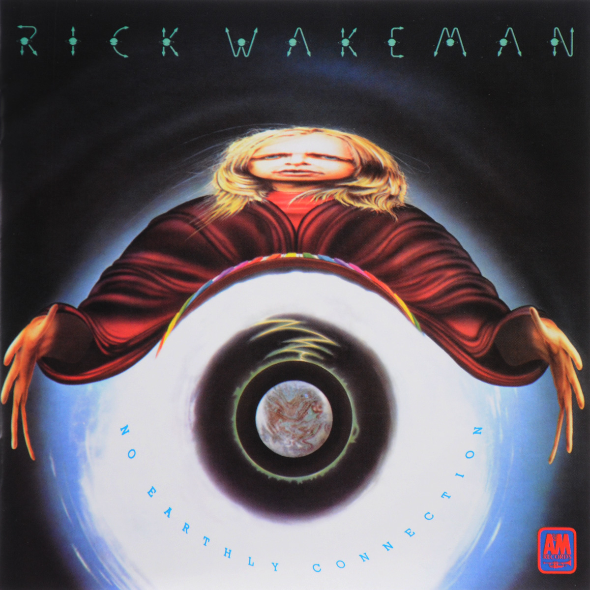 Рик Уэйкман,The English Rock Ensemble Rick Wakeman And The English Rock Ensemble. No Earthly Connection goodwin harold leland the wailing octopus a rick brant science adventure story