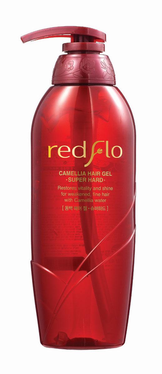 Flor de Man Гель для укладки волос с камелией Редфло, суперфиксация, 500 млBHEJ10010Гель с сильной фиксацией для укладки волос поможет создать идеальную прическу на долгое время и ухаживает за структурой волос.