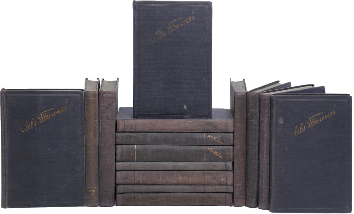 Лев Толстой. Собрание сочинений (комплект из 15 книг)5046Лев Толстой. Собрание сочинений (комплект из 15 книг)