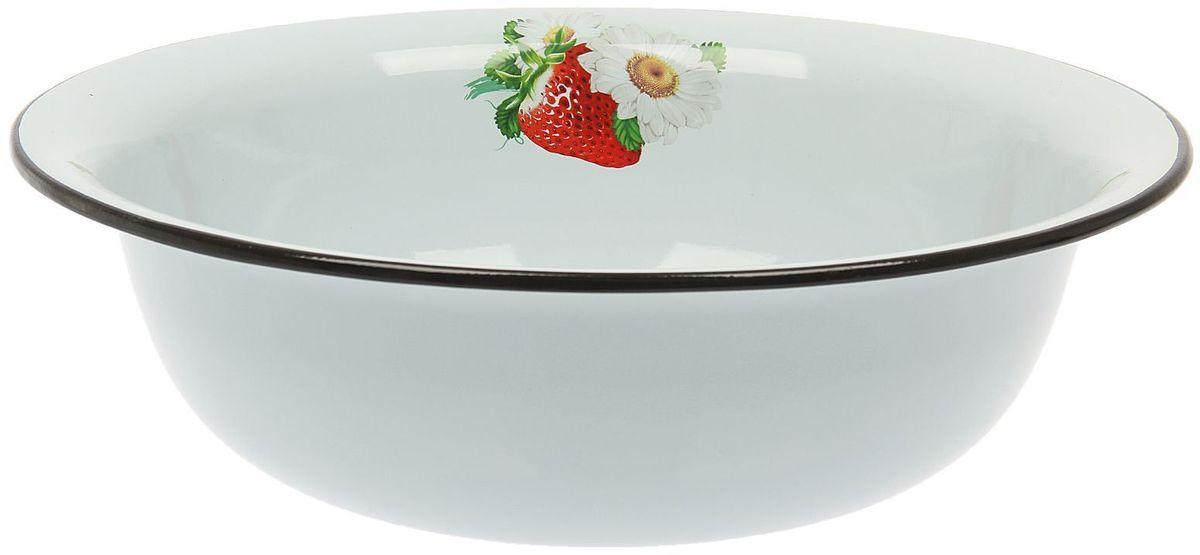 Таз Epos Виктория, 9 л1444513Эмалированная посудая пригодится вам для быстрого приготовления разных типов блюд. Такая посуда подходит для домашнего и профессионального использования.Достоинства:посуда быстро и равномерно нагревается;корпус стоек к ржавчине;изделие легко отмывается в посудомоечной машине.Благодаря приятным цветам кастрюля удачно впишется в любой дизайн интерьера. Наилучшее качество покрытия достигается за счёт того, что посуда проходит обжиг при температуре до 800 градусов.Чтобы предмет сохранял наилучшие эксплуатационные свойства, соблюдайте правила ухода:избегайте ударов и падений;не пользуйтесь высокоабразивными чистящими средствами;не допускайте резких перепадов температуры.Посуда подходит для долговременного хранения пищи.