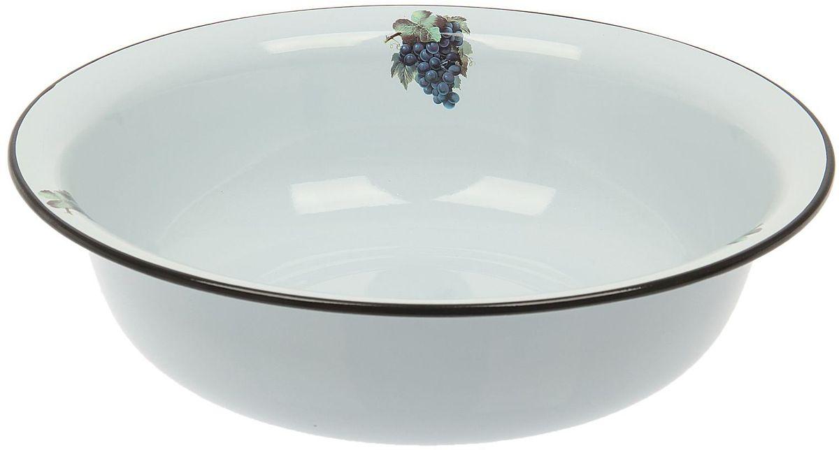 Таз Epos Виноград, 9 л1444515Эмалированная посудая пригодится вам для быстрого приготовления разных типов блюд. Такая посуда подходит для домашнего и профессионального использования.Достоинства:посуда быстро и равномерно нагревается;корпус стоек к ржавчине;изделие легко отмывается в посудомоечной машине.Благодаря приятным цветам кастрюля удачно впишется в любой дизайн интерьера. Наилучшее качество покрытия достигается за счёт того, что посуда проходит обжиг при температуре до 800 градусов.Чтобы предмет сохранял наилучшие эксплуатационные свойства, соблюдайте правила ухода:избегайте ударов и падений;не пользуйтесь высокоабразивными чистящими средствами;не допускайте резких перепадов температуры.Посуда подходит для долговременного хранения пищи.