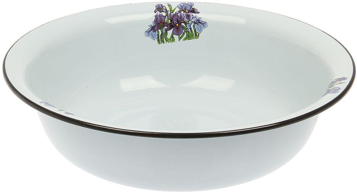 Таз Epos Ирис, 16 л1444516Эмалированная посудая пригодится вам для быстрого приготовления разных типов блюд. Такая посуда подходит для домашнего и профессионального использования.Достоинства:посуда быстро и равномерно нагревается;корпус стоек к ржавчине;изделие легко отмывается в посудомоечной машине.Благодаря приятным цветам кастрюля удачно впишется в любой дизайн интерьера. Наилучшее качество покрытия достигается за счёт того, что посуда проходит обжиг при температуре до 800 градусов.Чтобы предмет сохранял наилучшие эксплуатационные свойства, соблюдайте правила ухода:избегайте ударов и падений;не пользуйтесь высокоабразивными чистящими средствами;не допускайте резких перепадов температуры.Посуда подходит для долговременного хранения пищи.