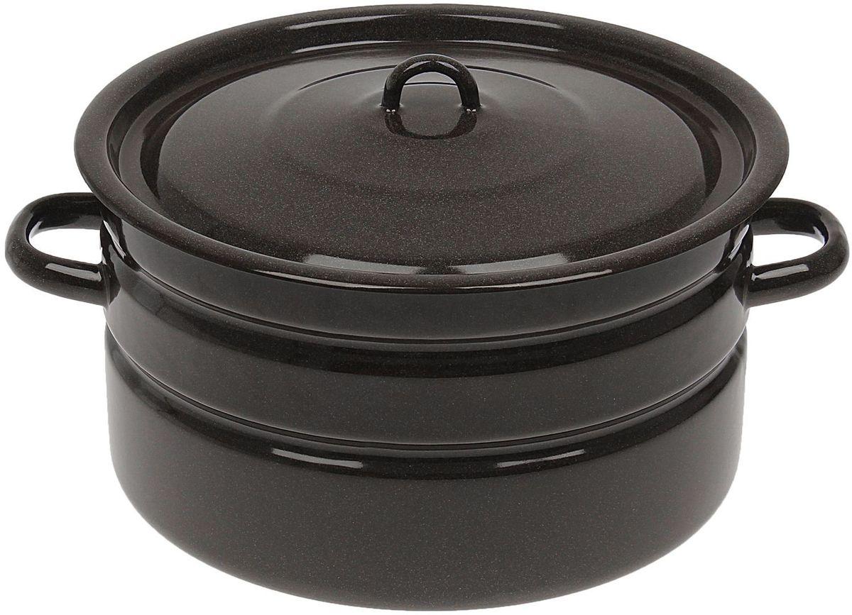 Бак Epos, 14 л1444526Эмалированная посудая пригодится вам для быстрого приготовления разных типов блюд. Такая посуда подходит для домашнего и профессионального использования.Достоинства: посуда быстро и равномерно нагревается; корпус стоек к ржавчине; изделие легко отмывается в посудомоечной машине. Благодаря приятным цветам кастрюля удачно впишется в любой дизайн интерьера. Наилучшее качество покрытия достигается за счёт того, что посуда проходит обжиг при температуре до 800 градусов. Чтобы предмет сохранял наилучшие эксплуатационные свойства, соблюдайте правила ухода: избегайте ударов и падений; не пользуйтесь высокоабразивными чистящими средствами; не допускайте резких перепадов температуры. Посуда подходит для долговременного хранения пищи.