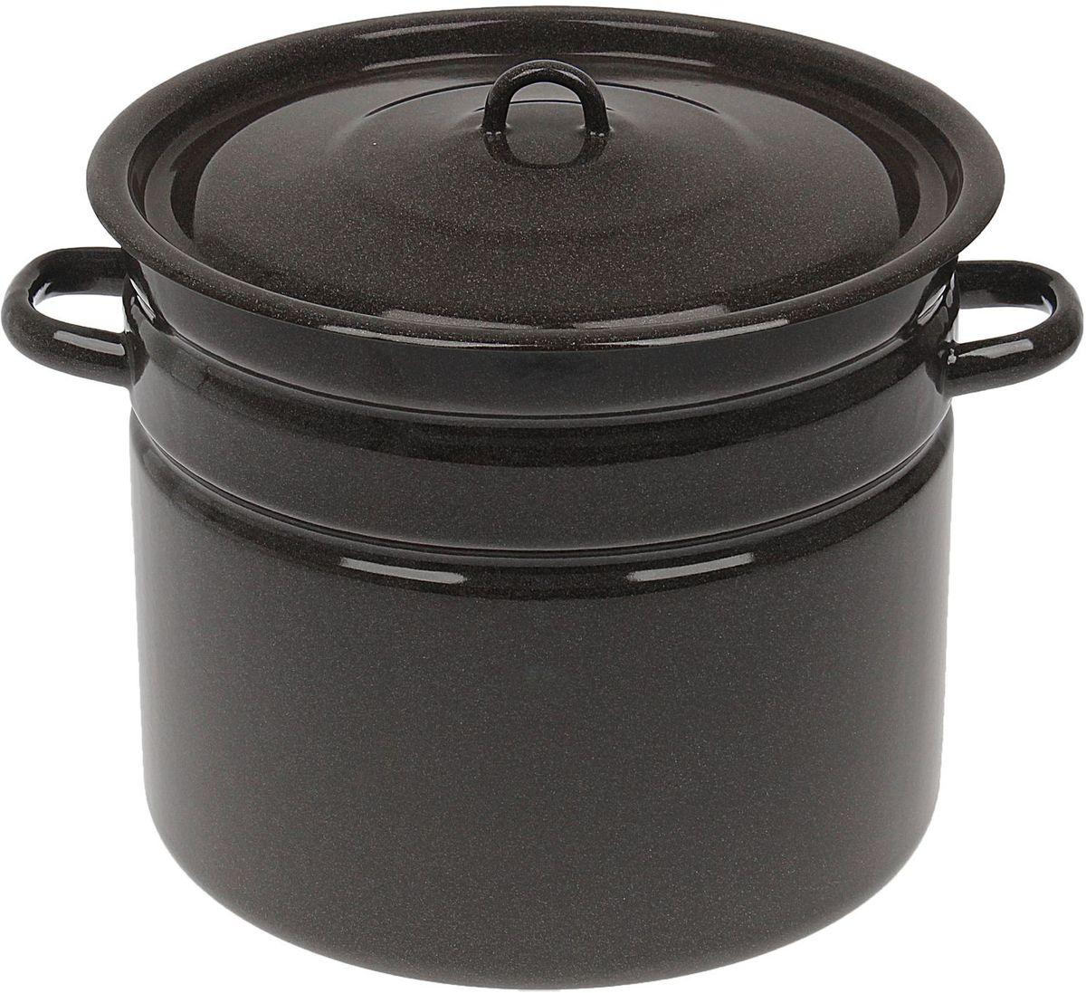 Бак Epos, 20 л1444528Эмалированная посудая пригодится вам для быстрого приготовления разных типов блюд. Такая посуда подходит для домашнего и профессионального использования.Достоинства:посуда быстро и равномерно нагревается;корпус стоек к ржавчине;изделие легко отмывается в посудомоечной машине.Благодаря приятным цветам кастрюля удачно впишется в любой дизайн интерьера. Наилучшее качество покрытия достигается за счёт того, что посуда проходит обжиг при температуре до 800 градусов.Чтобы предмет сохранял наилучшие эксплуатационные свойства, соблюдайте правила ухода:избегайте ударов и падений;не пользуйтесь высокоабразивными чистящими средствами;не допускайте резких перепадов температуры.Посуда подходит для долговременного хранения пищи.