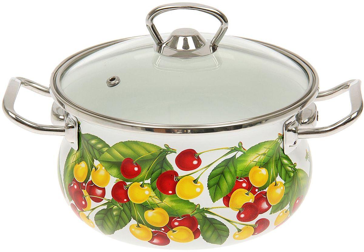 Кастрюля Epos, с крышкой, 1,5 л1444559Эмалированная кастрюля пригодится вам для быстрого приготовления разных типов блюд. Такая посуда подходит для домашнего и профессионального использования.Кастрюля цилиндрическая — помощь на кухне на долгие годы.Достоинства:посуда быстро и равномерно нагревается;корпус стоек к ржавчине;изделие легко отмывается в посудомоечной машине.Благодаря приятным цветам кастрюля удачно впишется в любой дизайн интерьера. Наилучшее качество покрытия достигается за счёт того, что посуда проходит обжиг при температуре до 800 градусов.Чтобы предмет сохранял наилучшие эксплуатационные свойства, соблюдайте правила ухода:избегайте ударов и падений;не пользуйтесь высокоабразивными чистящими средствами;не допускайте резких перепадов температуры.Посуда подходит для долговременного хранения пищи.