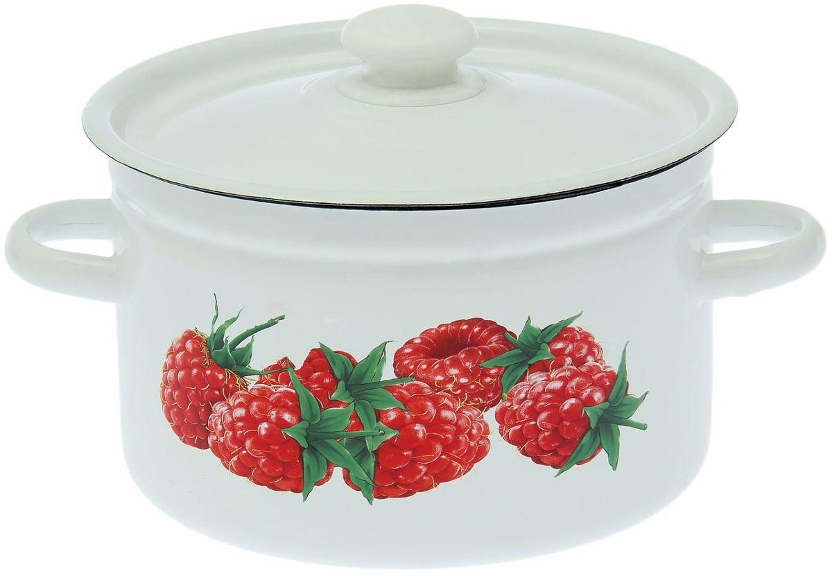 Кастрюля Epos Малина, 4,5 л1721268Эмалированная кастрюля пригодится вам для быстрого приготовления разных типов блюд. Такая посуда подходит для домашнего и профессионального использования.Кастрюля цилиндрическая — помощь на кухне на долгие годы.Достоинства:посуда быстро и равномерно нагревается;корпус стоек к ржавчине;изделие легко отмывается в посудомоечной машине.Благодаря приятным цветам кастрюля удачно впишется в любой дизайн интерьера. Наилучшее качество покрытия достигается за счёт того, что посуда проходит обжиг при температуре до 800 градусов.Чтобы предмет сохранял наилучшие эксплуатационные свойства, соблюдайте правила ухода:избегайте ударов и падений;не пользуйтесь высокоабразивными чистящими средствами;не допускайте резких перепадов температуры.Посуда подходит для долговременного хранения пищи.