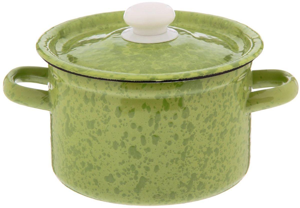 Кастрюля Epos Киви, 2 л2293331Эмалированная кастрюля пригодится вам для быстрого приготовления разных типов блюд. Такая посуда подходит для домашнего и профессионального использования.Кастрюля цилиндрическая — помощь на кухне на долгие годы.Достоинства:посуда быстро и равномерно нагревается;корпус стоек к ржавчине;изделие легко отмывается в посудомоечной машине.Благодаря приятным цветам кастрюля удачно впишется в любой дизайн интерьера. Наилучшее качество покрытия достигается за счёт того, что посуда проходит обжиг при температуре до 800 градусов.Чтобы предмет сохранял наилучшие эксплуатационные свойства, соблюдайте правила ухода:избегайте ударов и падений;не пользуйтесь высокоабразивными чистящими средствами;не допускайте резких перепадов температуры.Посуда подходит для долговременного хранения пищи.
