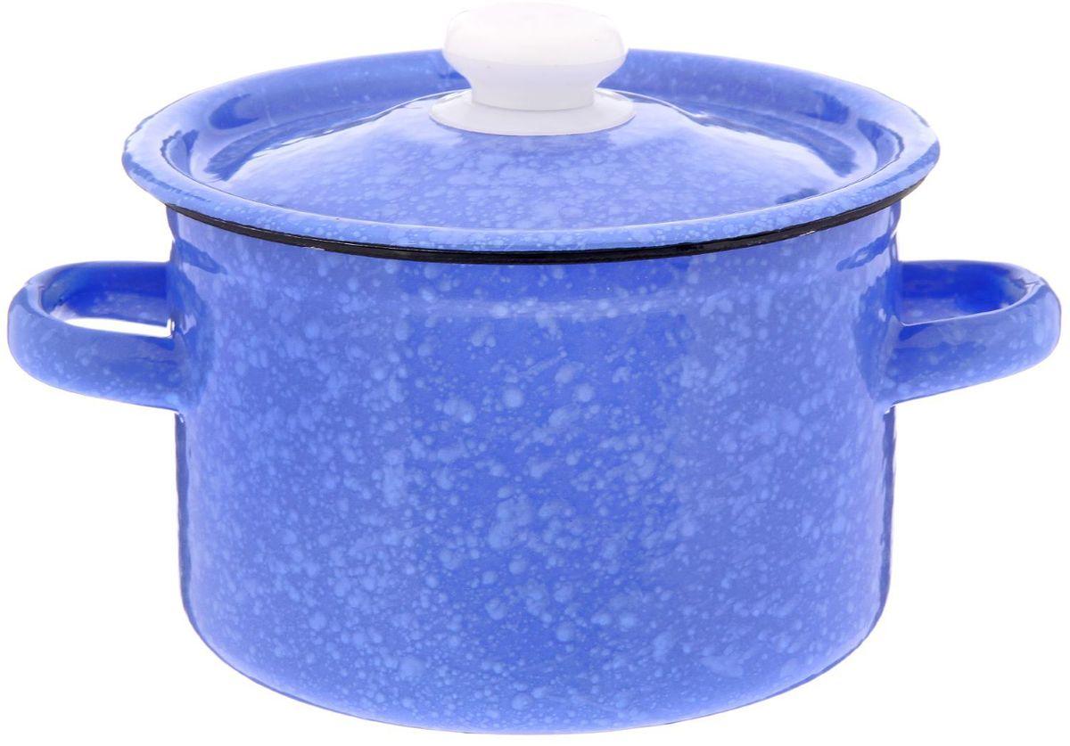 Кастрюля Epos Снежок, 2 л2293333Эмалированная кастрюля пригодится вам для быстрого приготовления разных типов блюд. Такая посуда подходит для домашнего и профессионального использования.Кастрюля цилиндрическая — помощь на кухне на долгие годы.Достоинства:посуда быстро и равномерно нагревается;корпус стоек к ржавчине;изделие легко отмывается в посудомоечной машине.Благодаря приятным цветам кастрюля удачно впишется в любой дизайн интерьера. Наилучшее качество покрытия достигается за счёт того, что посуда проходит обжиг при температуре до 800 градусов.Чтобы предмет сохранял наилучшие эксплуатационные свойства, соблюдайте правила ухода:избегайте ударов и падений;не пользуйтесь высокоабразивными чистящими средствами;не допускайте резких перепадов температуры.Посуда подходит для долговременного хранения пищи.