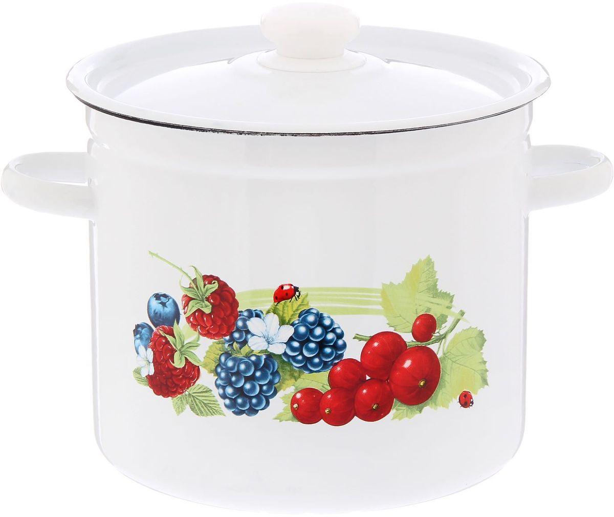 Кастрюля Epos Смузи, 7 л2293339Эмалированная кастрюля пригодится вам для быстрого приготовления разных типов блюд. Такая посуда подходит для домашнего и профессионального использования.Кастрюля цилиндрическая — помощь на кухне на долгие годы.Достоинства:посуда быстро и равномерно нагревается;корпус стоек к ржавчине;изделие легко отмывается в посудомоечной машине.Благодаря приятным цветам кастрюля удачно впишется в любой дизайн интерьера. Наилучшее качество покрытия достигается за счёт того, что посуда проходит обжиг при температуре до 800 градусов.Чтобы предмет сохранял наилучшие эксплуатационные свойства, соблюдайте правила ухода:избегайте ударов и падений;не пользуйтесь высокоабразивными чистящими средствами;не допускайте резких перепадов температуры.Посуда подходит для долговременного хранения пищи.