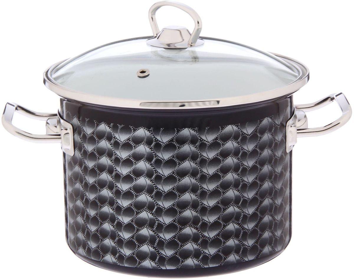 Кастрюля Epos Данил, с крышкой, 3 л2293377Эмалированная кастрюля пригодится вам для быстрого приготовления разных типов блюд. Такая посуда подходит для домашнего и профессионального использования.Кастрюля цилиндрическая — помощь на кухне на долгие годы.Достоинства:посуда быстро и равномерно нагревается;корпус стоек к ржавчине;изделие легко отмывается в посудомоечной машине.Благодаря приятным цветам кастрюля удачно впишется в любой дизайн интерьера. Наилучшее качество покрытия достигается за счёт того, что посуда проходит обжиг при температуре до 800 градусов.Чтобы предмет сохранял наилучшие эксплуатационные свойства, соблюдайте правила ухода:избегайте ударов и падений;не пользуйтесь высокоабразивными чистящими средствами;не допускайте резких перепадов температуры.Посуда подходит для долговременного хранения пищи.
