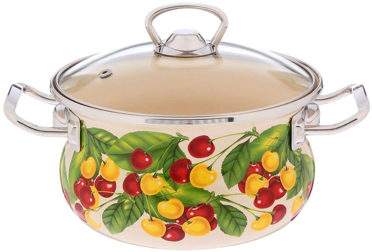 Кастрюля Epos Бежевая вкусняшка, с крышкой, 1,5 л2293382Эмалированная кастрюля пригодится вам для быстрого приготовления разных типов блюд. Такая посуда подходит для домашнего и профессионального использования.Кастрюля цилиндрическая — помощь на кухне на долгие годы.Достоинства:посуда быстро и равномерно нагревается;корпус стоек к ржавчине;изделие легко отмывается в посудомоечной машине.Благодаря приятным цветам кастрюля удачно впишется в любой дизайн интерьера. Наилучшее качество покрытия достигается за счёт того, что посуда проходит обжиг при температуре до 800 градусов.Чтобы предмет сохранял наилучшие эксплуатационные свойства, соблюдайте правила ухода:избегайте ударов и падений;не пользуйтесь высокоабразивными чистящими средствами;не допускайте резких перепадов температуры.Посуда подходит для долговременного хранения пищи.