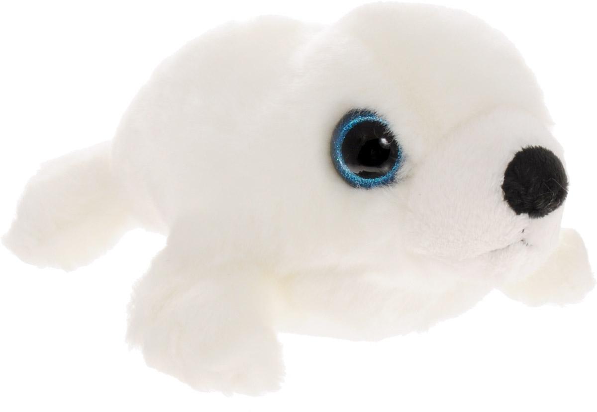 Maxi Toys Мягкая игрушка Тюлень 21 см magic bear toys мягкая игрушка медведь с заплатками в шарфе цвет коричневый 120 см