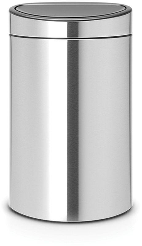 Бак мусорный Brabantia Touch Bin New, двухсекционный, цвет: стальной матовый (FPP), 10/23 л. 112867112867• Новаторское решение для тех, кто заботится о сохранении окружающей среды. • Удобство и простота в использовании – система открывания и закрывания Soft-Touch. • Два внутренних пластиковых ведра: для обычных отходов (23 литра) и для компостируемых отходов (10 литров).• Компактный, не занимающий много места бак – идеальное решение для раздельного сбора домашних отходов.• Съемный блок крышки из нержавеющей стали – удобная замена мешков для мусора и удобная очистка. • Специальные вентиляционные отверстия в 23-литровом внутреннем ведре выпускают воздух, образующийся при установке мусорных мешков, предотвращая образование вакуумного пространства при вынимании заполненного мусором мешка. • Прочная ручка – удобно переносить (даже заполненный мусором бак). • Защитный пластиковый обод защищает пол. • Имеются идеально подходящие по размеру мешки для мусора Brabantia со стягивающей лентой – размер G и размер К (полностью биоразлагаемые) – всегда опрятный вид.• Эстетичное покрытие FingerPrint Proof