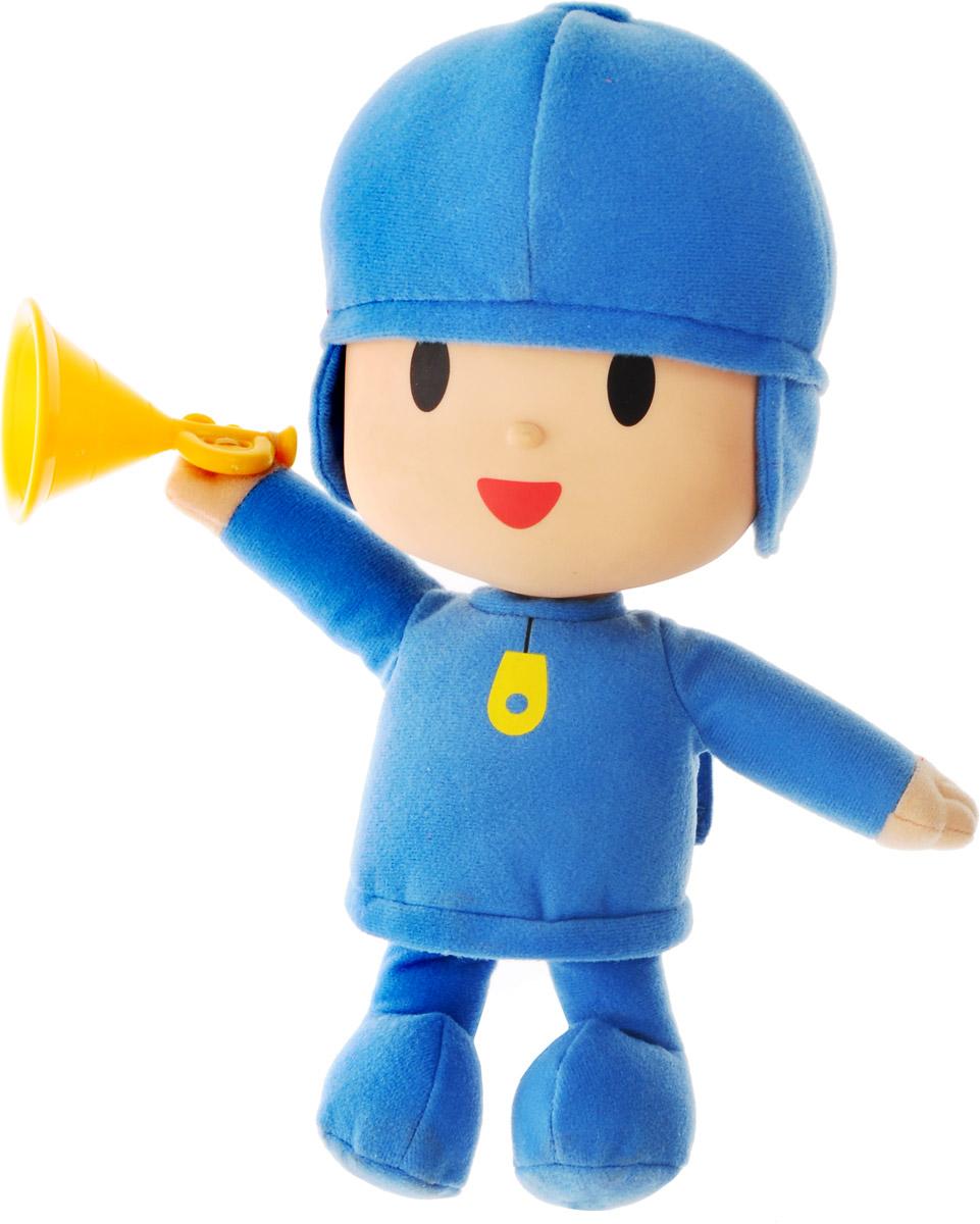 Pocoyo Мягкая кукла озвученная цена и фото