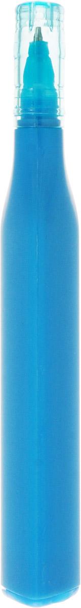 Эврика Ручка шариковая цвет корпуса синий92926Оригинальная шариковая ручка Эврика станет отличным подарком и незаменимым аксессуаром. Ручка с треугольным корпусом, изготовленная из полимера, несомненно, удивит и порадует получателя. Пишущая часть ручки находится под колпачком.Забавный и практичный подарок коллеге - такая ручка не потеряется среди бумаг, и долгое время будет вызывать улыбку окружающих.