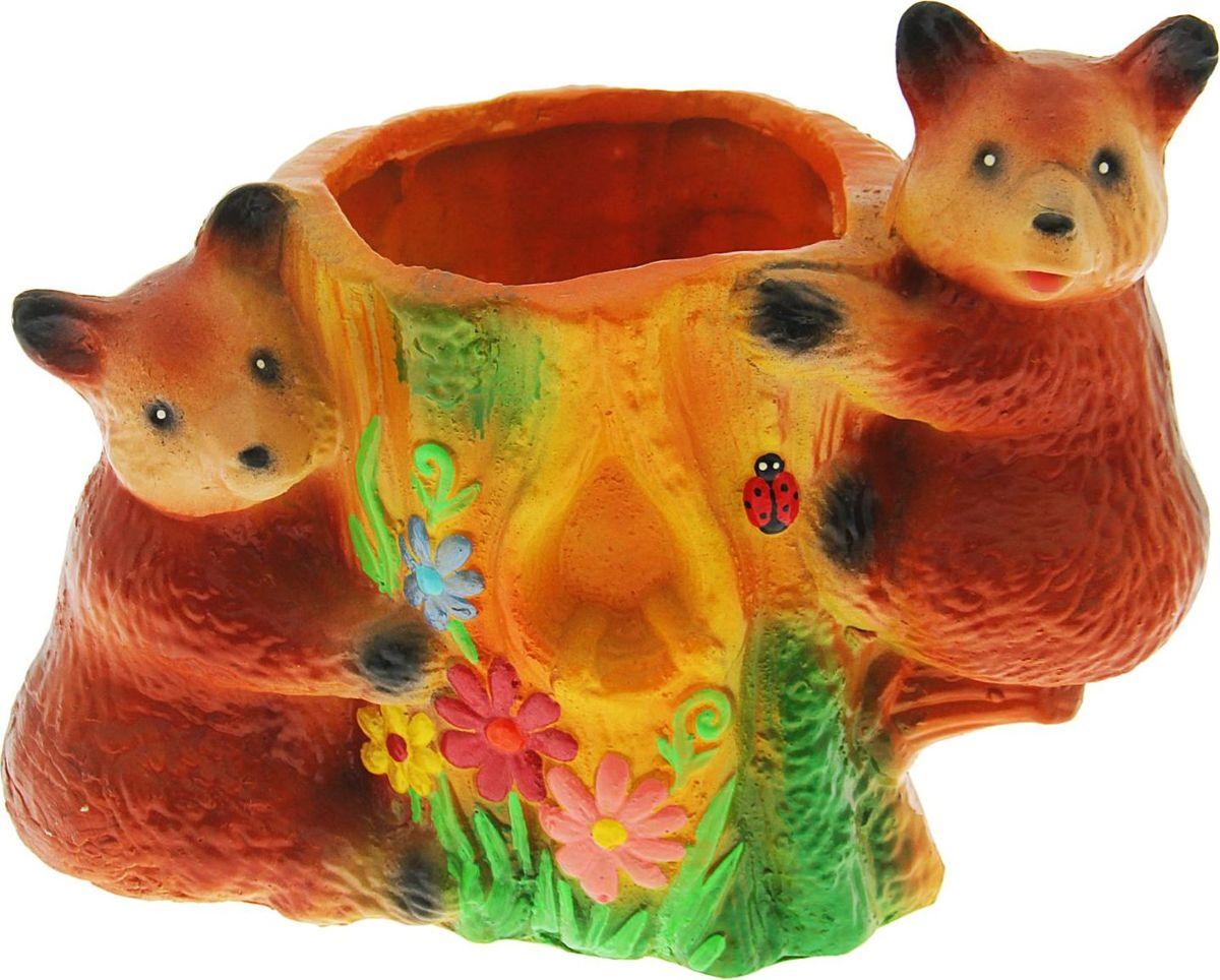 Кашпо NoNameДва медведя867935Комнатные растения — всеобщие любимцы. Они радуют глаз, насыщают помещение кислородом и украшают пространство. Каждому из растений необходим свой удобный и красивый дом. Поселите зеленого питомца в яркое и оригинальное фигурное кашпо. Выберите подходящую форму для детской, спальни, гостиной, балкона, офиса или террасы. позаботится о растении, украсит окружающее пространство и подчеркнет его оригинальный стиль.