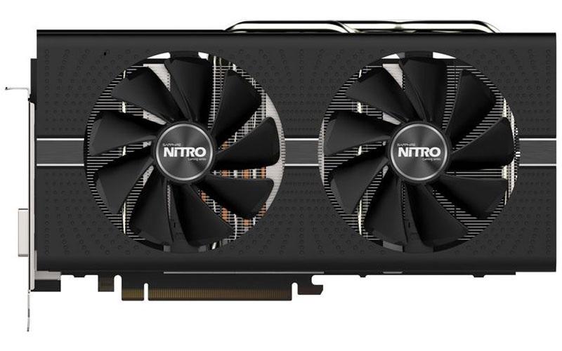 Sapphire Nitro+ Radeon RX 570 4G D5 4GB видеокарта