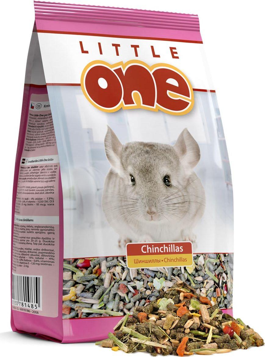 Корм для шиншилл Little One, 900 г little one little one корм для морских свинок 25кг