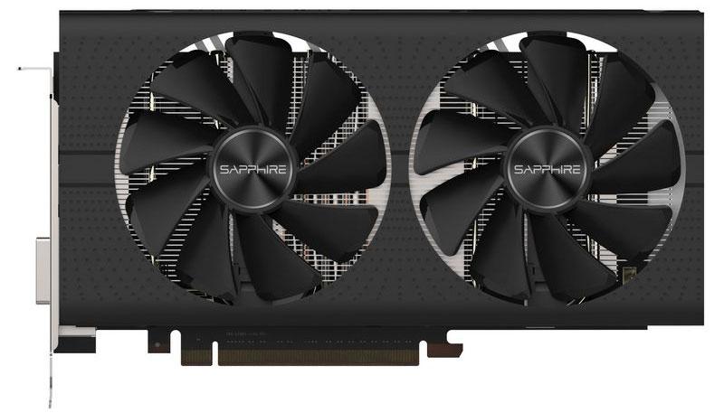Sapphire Pulse Radeon RX 580 8GB видеокарта