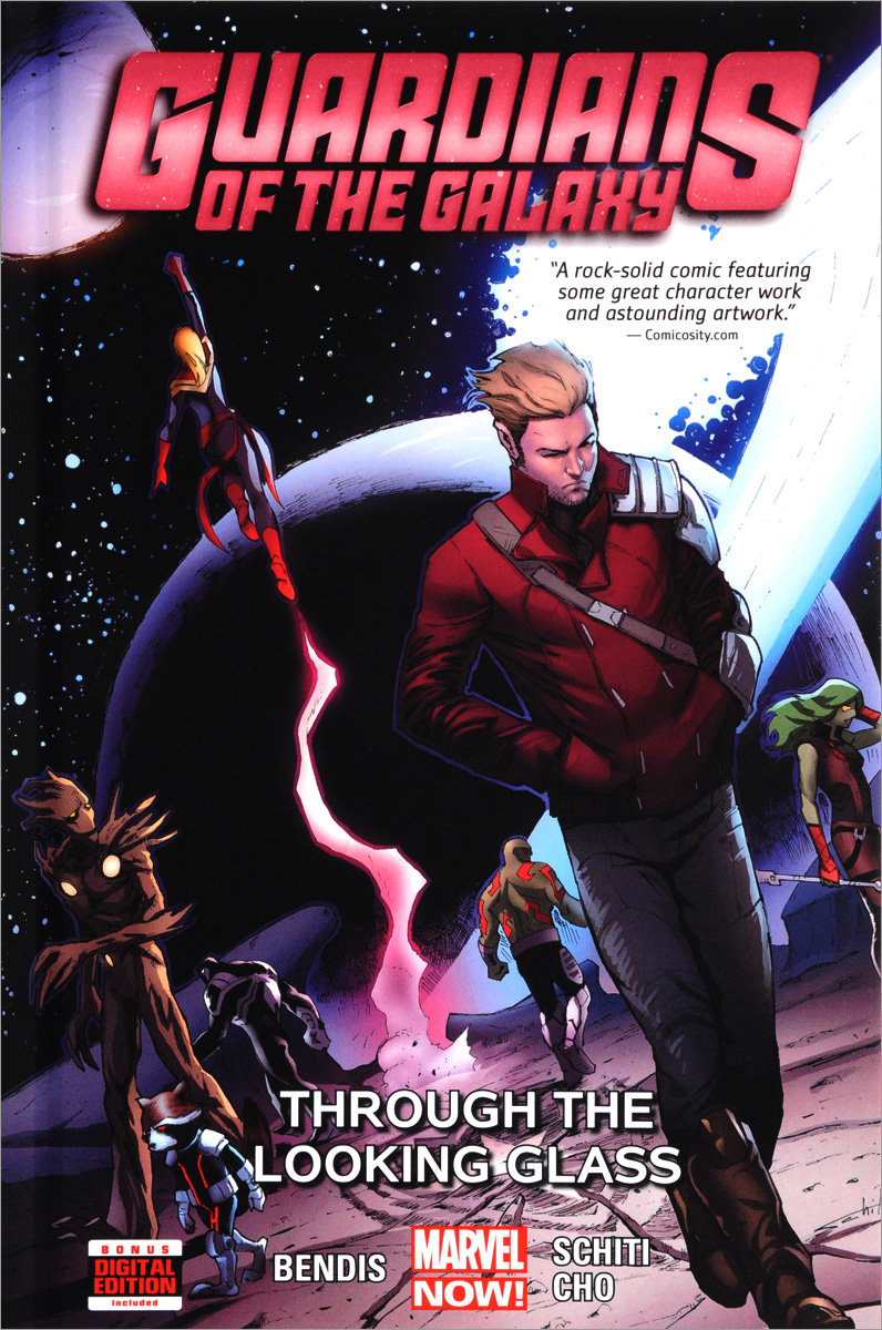 Guardians of the Galaxy Volume 5: Through the Looking Glass guardians of the galaxy volume 3 guardians disassembled