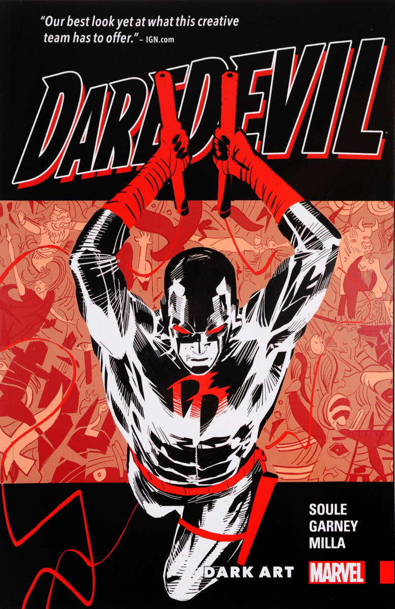 Daredevil: Back in Black: Volume 3: Dark Art inhuman volume 2