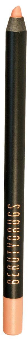 Beautydrugs Карандаш для губ Lip Pencil 01 Relax00010Карандаш для губ Beautygrugs станет верным помощником при создании демократичного дневного или эффектного вечернего образа. Его можно использовать в качестве помады, а также для создания контура и визуального увеличения губ.Благодаря стойкому пигменту и мягкому грифелю, можно экспериментировать с модными техниками контуринга губ, создавая плавные градиентные переходы или соблазнительное омбре.Преимущества: Благодаря попарным оттенкам карандашей Beautygrugs Lip Pencil от нежного нюда до провокационного красного, можно подобрать собственный идеальный дуэт, прекрасно подходящий для дневного или вечернего макияжа губ. Карандаш обладает стойкой высокопигментированной формулой. Lip Pencil легко скользит по губам и не сушит кожу. Продукт стойко держится на губах, но, при этом. отлично растушевывается, позволяя воплотить любую идею макияжа губ. Формула богата витаминами С, Е и антиоксидантами: карандаш не только дарит сочный цвет, но и ухаживает за губами, надежно удерживая влагу и предотвращая появление трещинок и шелушений. Продукт не содержит парабен.