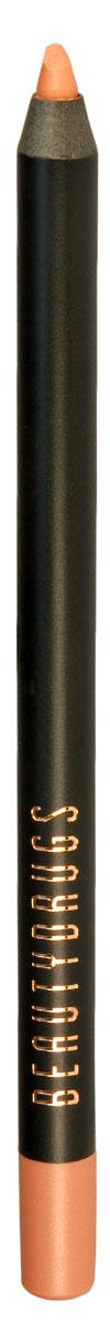 Beautydrugs Карандаш для губ Lip Pencil 02 Serenity00011Карандаш для губ Beautygrugs станет верным помощником при создании демократичного дневного или эффектного вечернего образа. Его можно использовать в качестве помады, а также для создания контура и визуального увеличения губ. Благодаря стойкому пигменту и мягкому грифелю, можно экспериментировать с модными техниками контуринга губ, создавая плавные градиентные переходы или соблазнительное омбре.Преимущества:Благодаря попарным оттенкам карандашей Beautygrugs Lip Pencil от нежного нюда до провокационного красного, можно подобрать собственный идеальный дуэт, прекрасно подходящий для дневного или вечернего макияжа губ.Карандаш обладает стойкой высокопигментированной формулой.Lip Pencil легко скользит по губам и не сушит кожу.Продукт стойко держится на губах, но, при этом. отлично растушевывается, позволяя воплотить любую идею макияжа губ.Формула богата витаминами С, Е и антиоксидантами: карандаш не только дарит сочный цвет, но и ухаживает за губами, надежно удерживая влагу и предотвращая появление трещинок и шелушений.Продукт не содержит парабен.