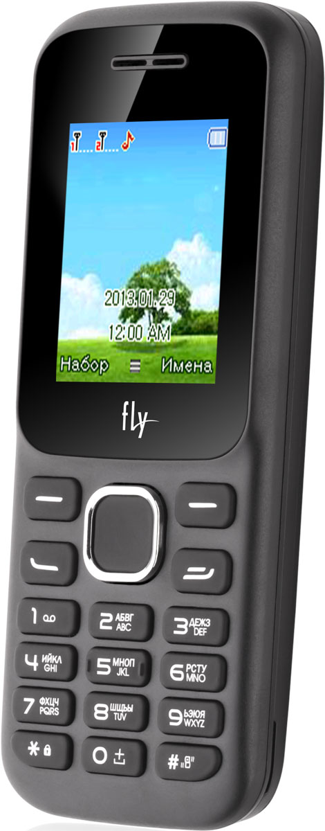 Fly FF178, Black