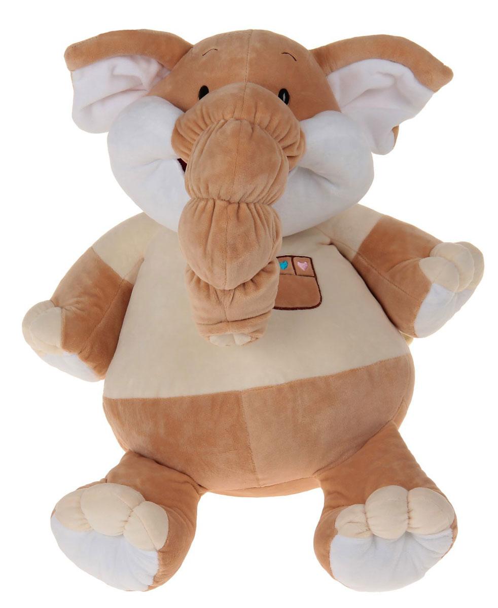СмолТойс Мягкая игрушка Слоник Дези 50 см