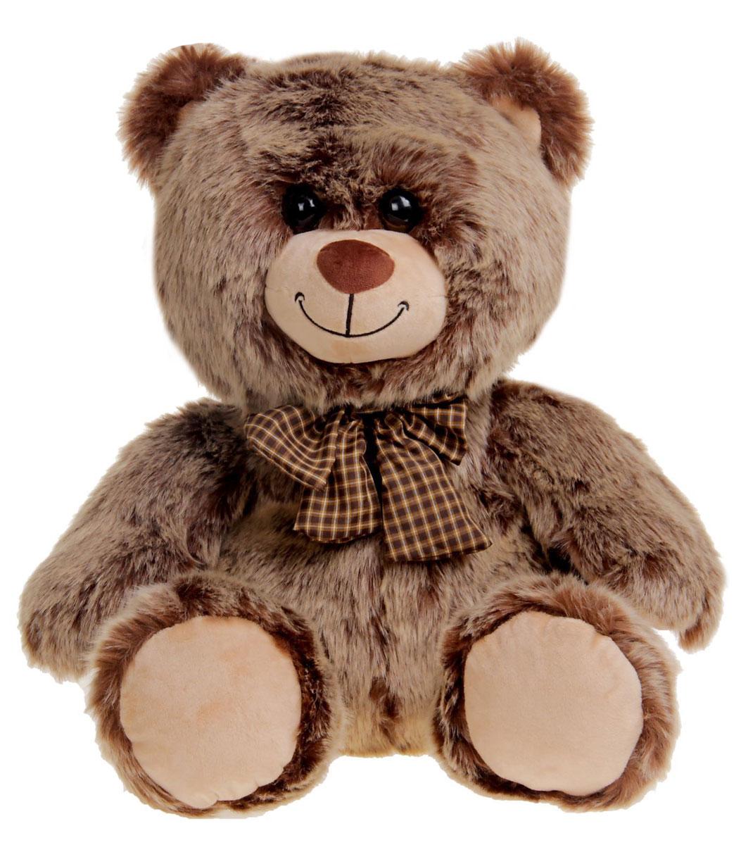 СмолТойс Мягкая игрушка Медвежонок Ваня 40 см мягкая игрушка смолтойс медвежонок тедди коричневый 30 см