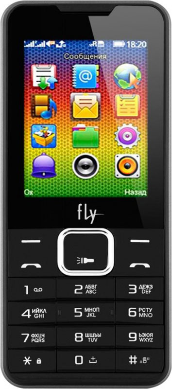 Fly FF243, Black