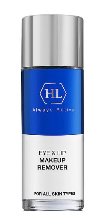 Holy Land Средство для снятия макияжа Eye and Lip Makeup Remover, 120 мл instant eye makeup remover двухфазное средство для снятия макияжа с век